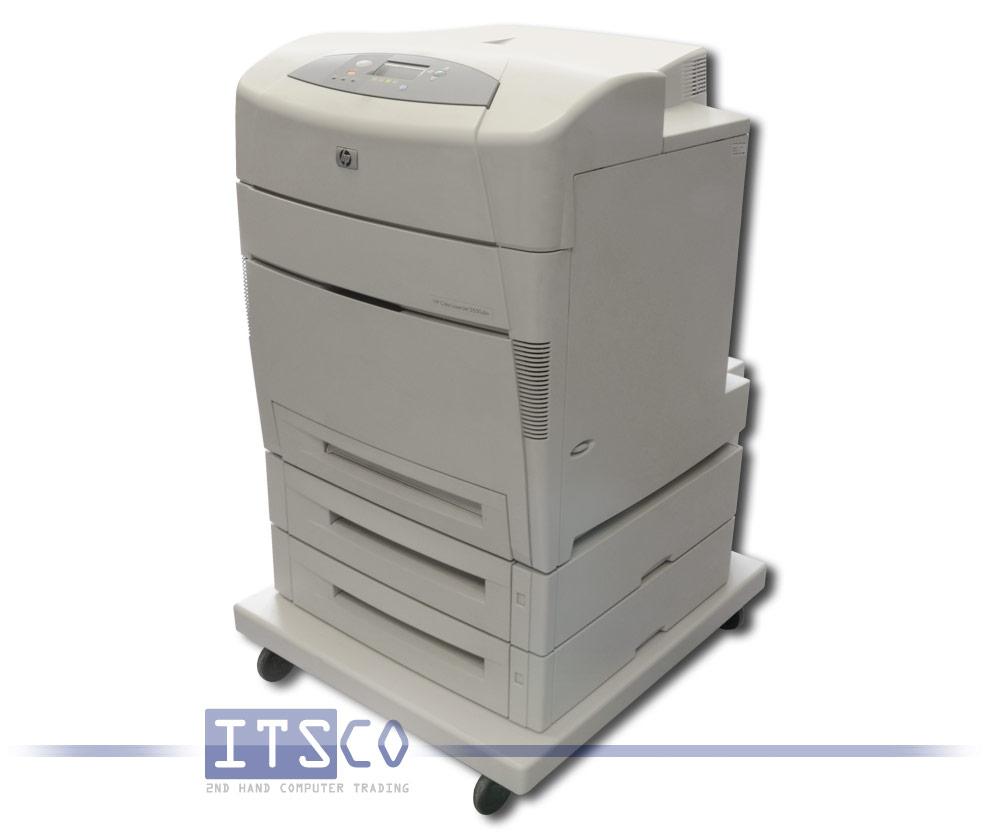 farblaserdrucker hp color laserjet 5550dtn 28s m 600dpi. Black Bedroom Furniture Sets. Home Design Ideas