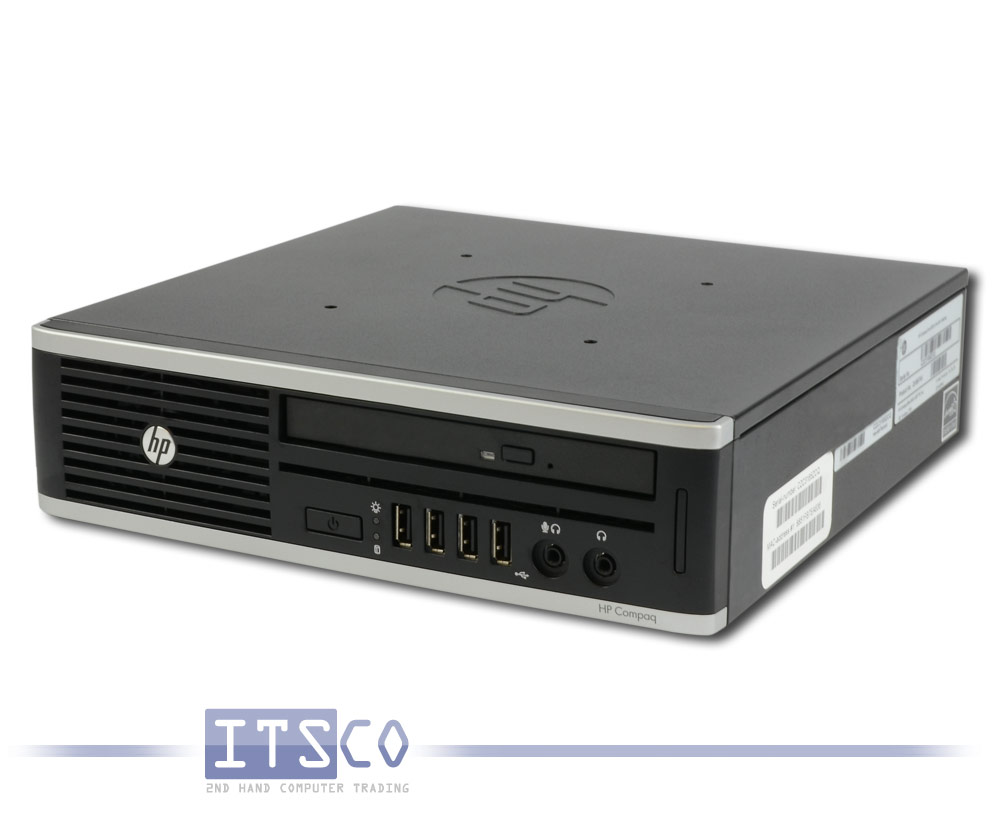 Pc Hp Compaq 8300 Elite Intel Core I5 3470s 4x 2 9ghz 4gb