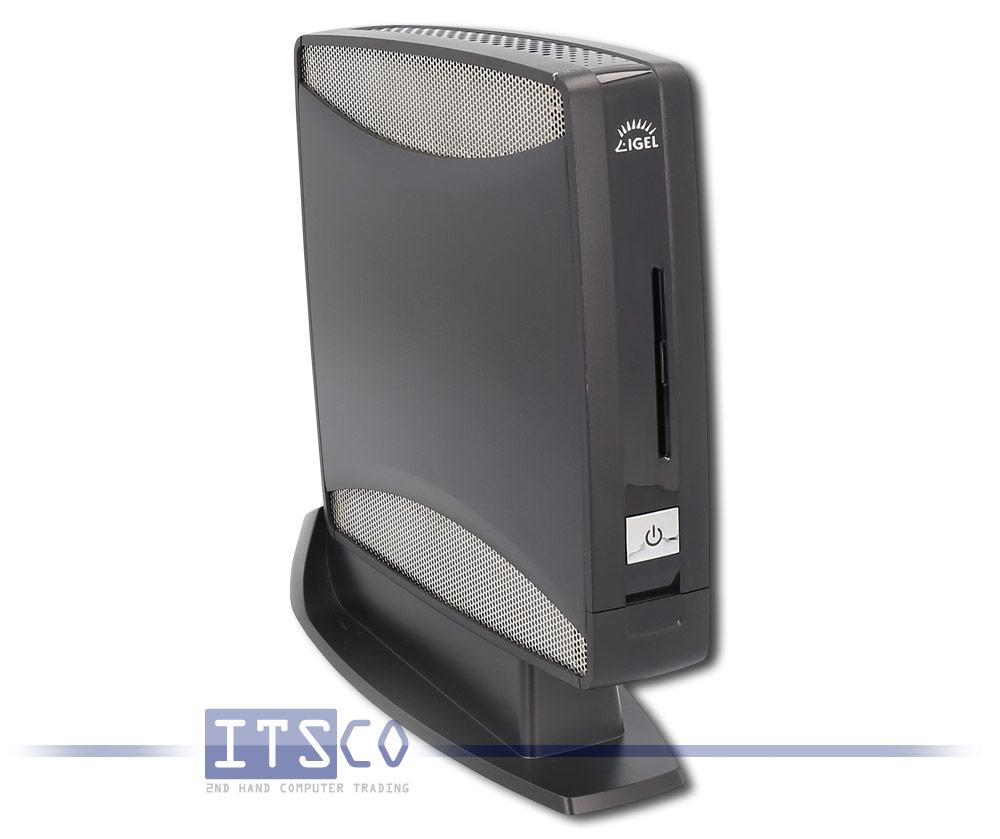 Thin Client Igel m310c via Nano u3400 800mhz 1gb di RAM 2gb Flash LAN Gigabit DVI