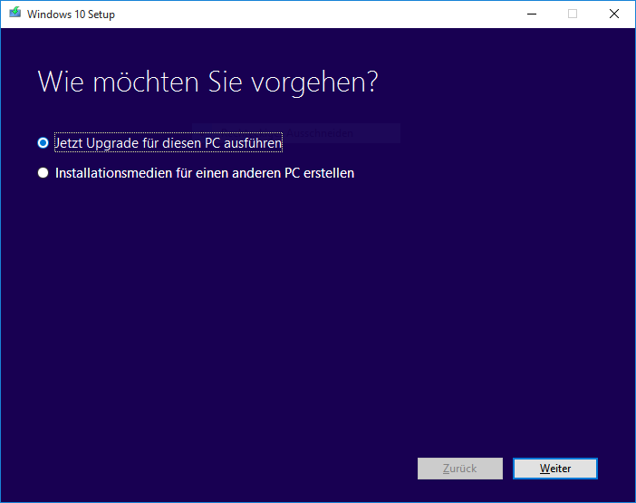 http://media.itsco.de/images/forum/ITSCOhilftUsern/Windows10/Windows_10_Installationsroutine_1.PNG