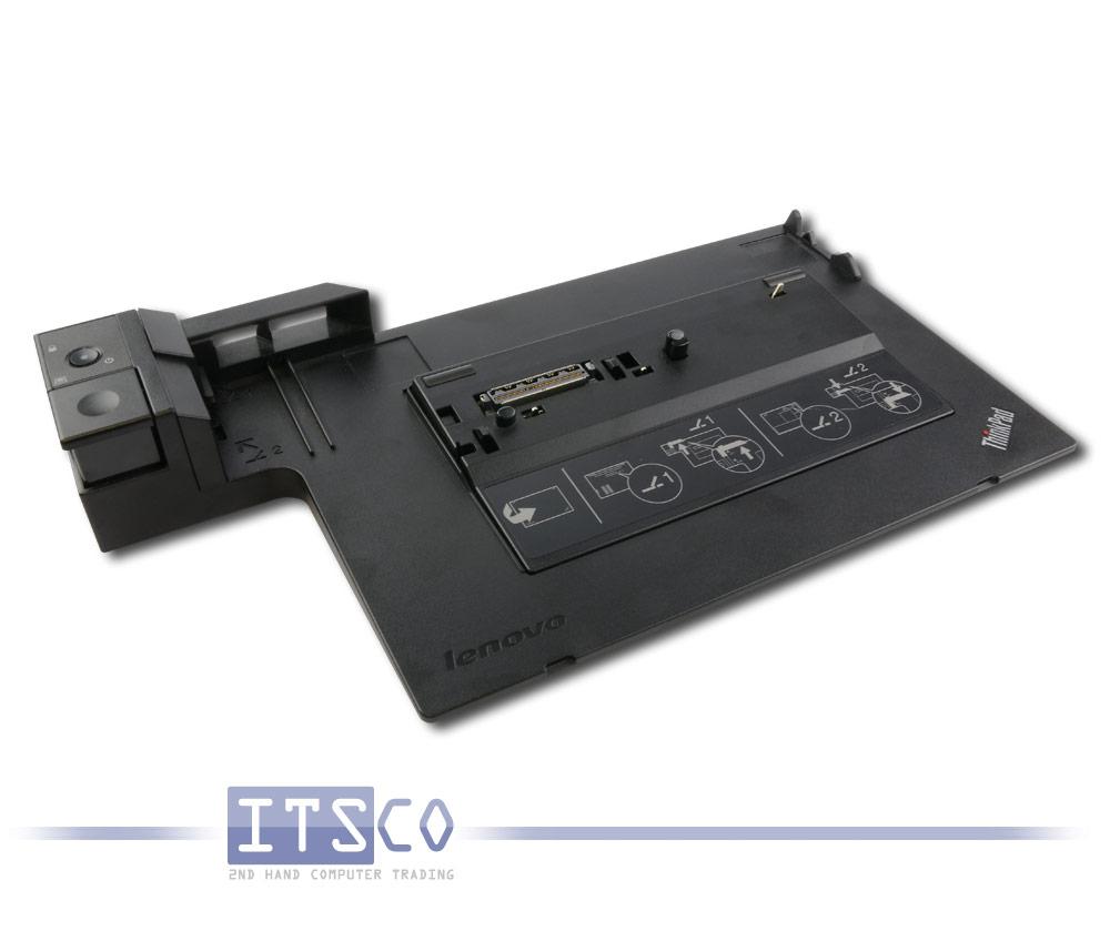 Lenovo Thinkpad Mini Dock Plus Series Gnstig Gebraucht Kaufen Bei Keyboard T400s T410 T420 T510 T520 W510 X220 Dockingstation 3