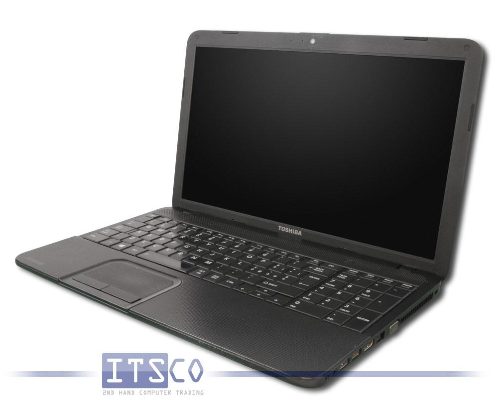 Notebook Toshiba Satellite Pro C850 Intel Core I3 2370M 2x 24GHz