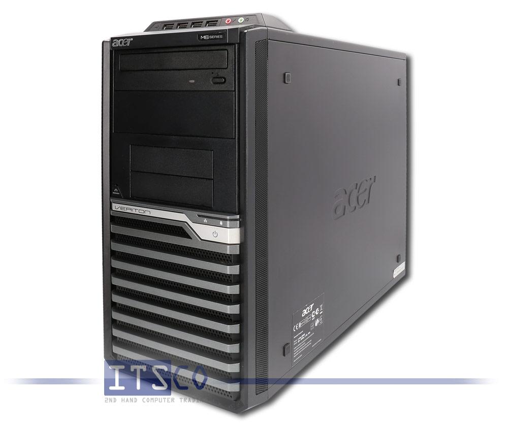 Acer Veriton M680G ATI Display Descargar Controlador