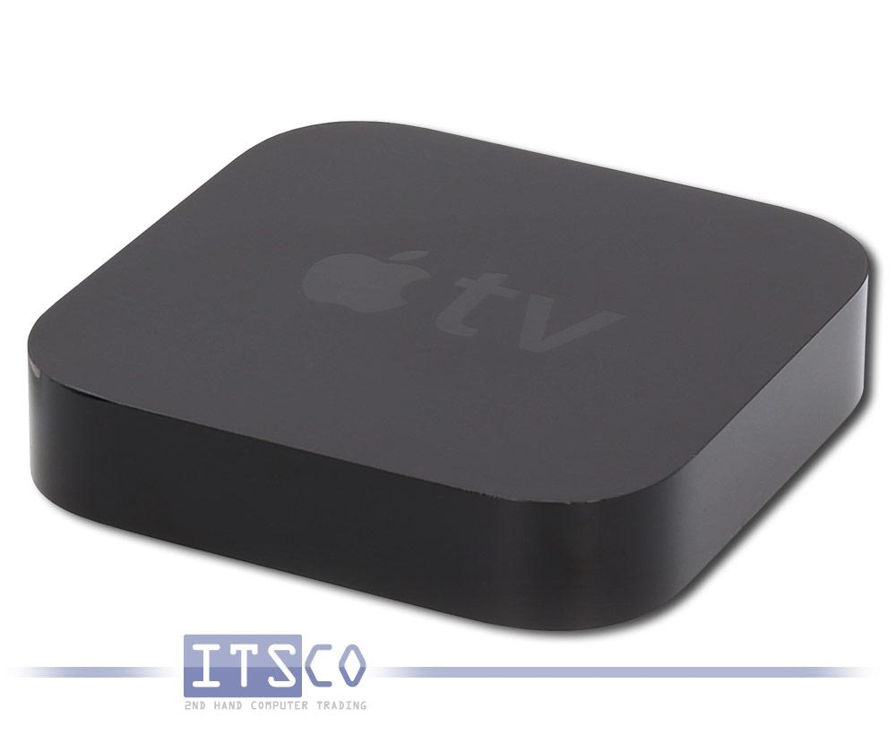 apple tv a1469 3 generation g nstig gebraucht kaufen bei. Black Bedroom Furniture Sets. Home Design Ideas