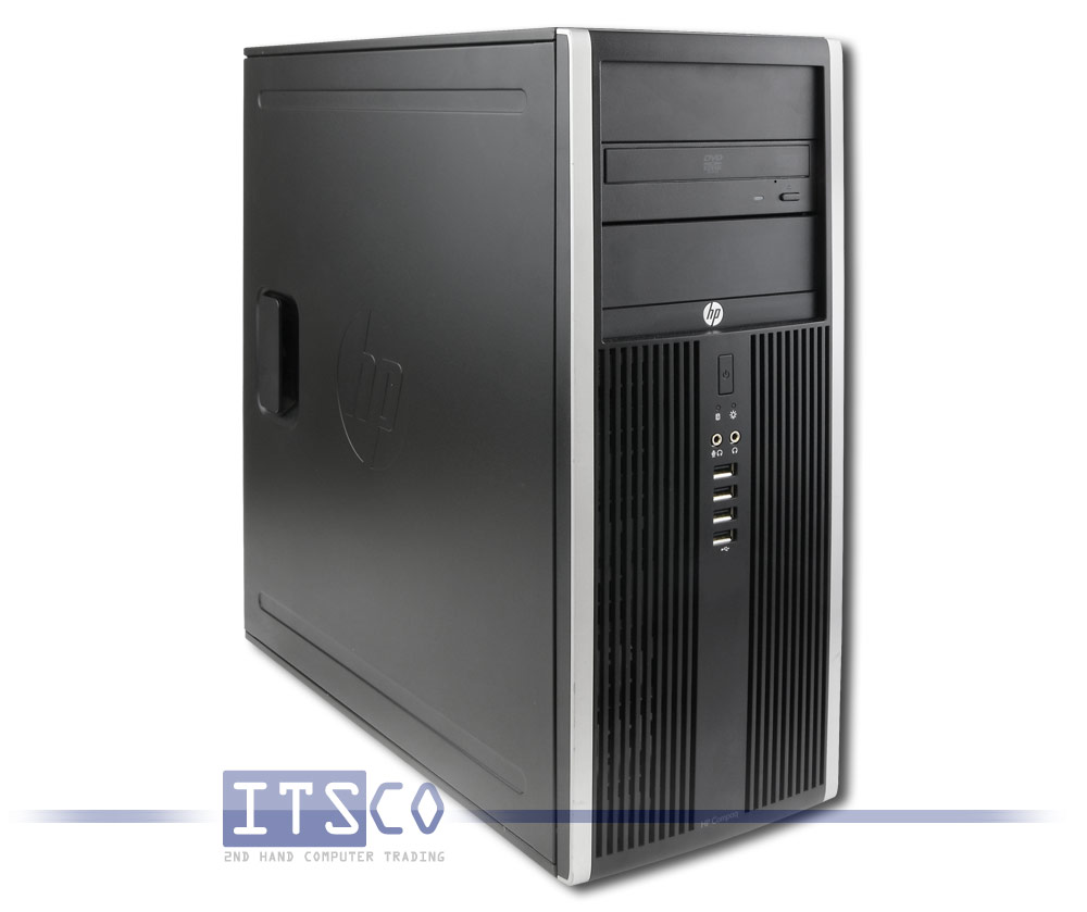 PC HP Compaq 8100 Elite CMT Intel Core i5-650 vPro 2x 3.2GHz
