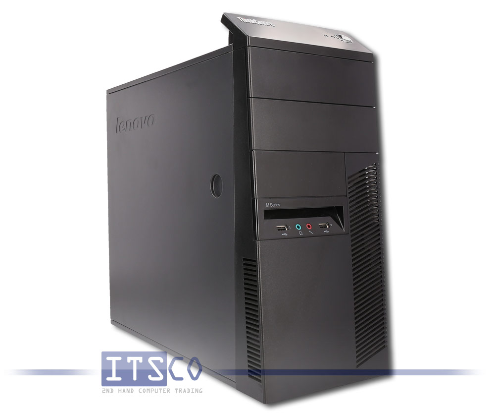 lenovo thinkcentre m83 tower g nstig gebraucht kaufen bei. Black Bedroom Furniture Sets. Home Design Ideas