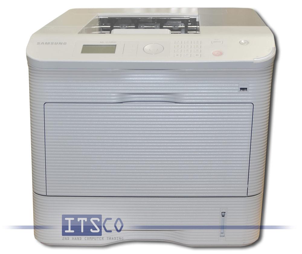 laserdrucker samsung ml 5510nd 52s m 1200dpi 256mb gb lan usb2 0 620blatt duplex ebay. Black Bedroom Furniture Sets. Home Design Ideas