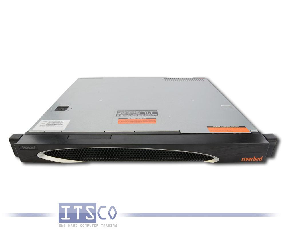 DELL PowerEdge R210II Riverbed 4x 3,2 GHz 80 GB SSD günstig