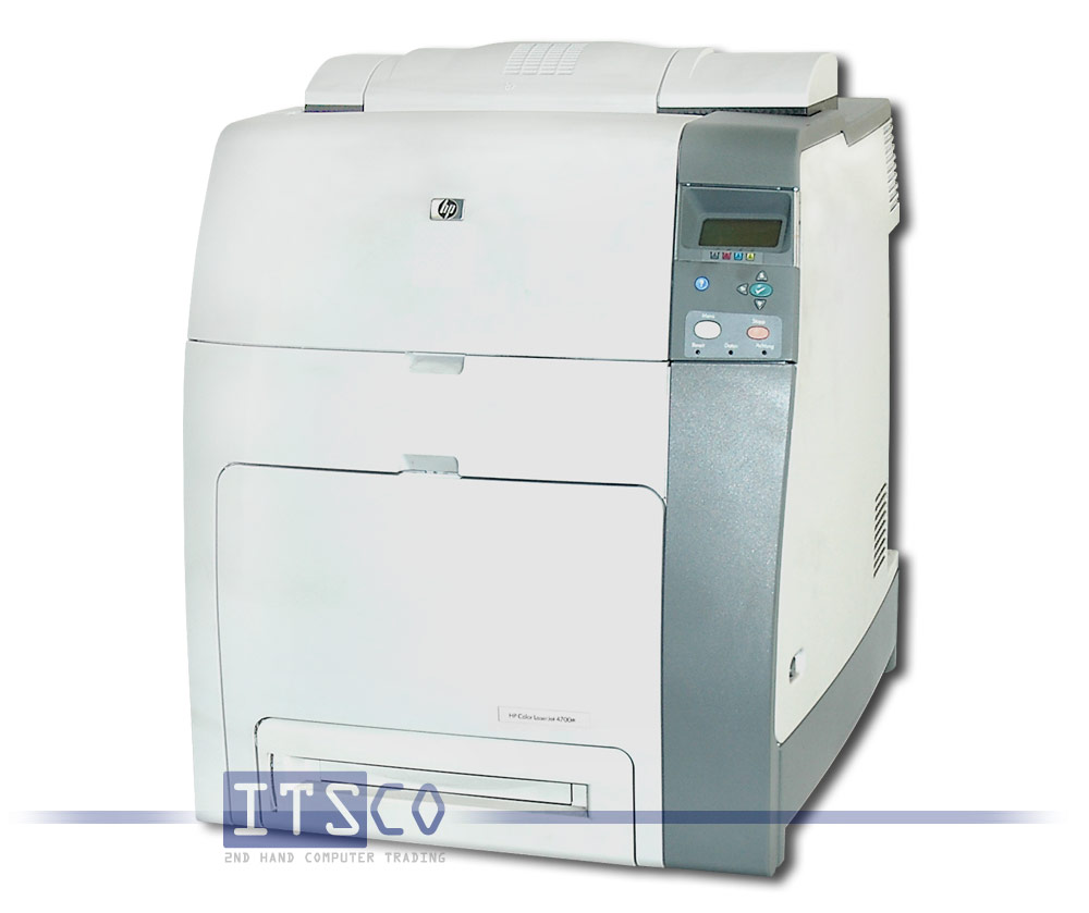 DRIVER FOR COLOR LASERJET 4700N