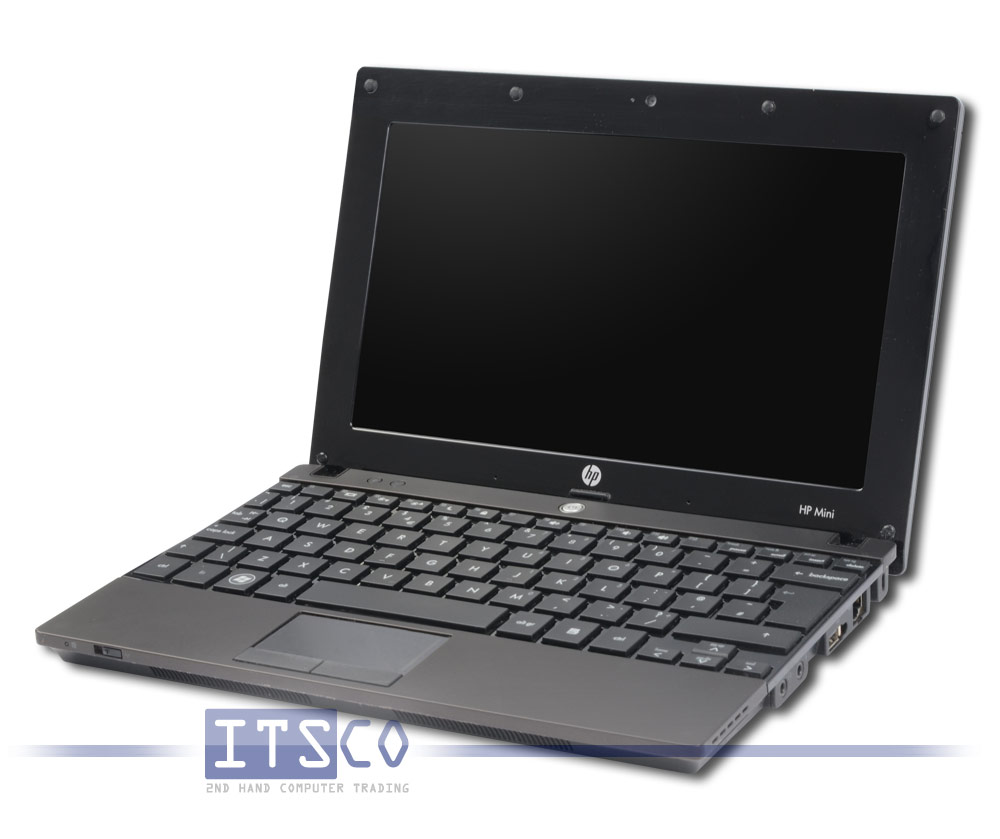 hp mini notebook 5102 g nstig gebraucht kaufen bei itsco. Black Bedroom Furniture Sets. Home Design Ideas