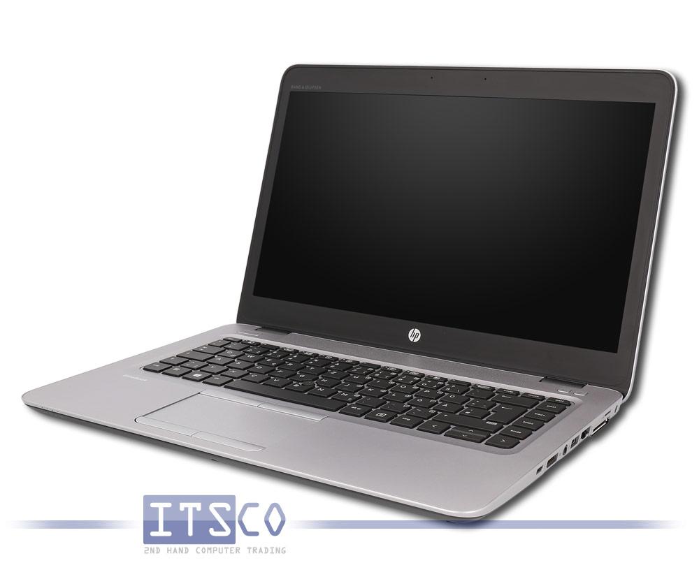 notebook hp elitebook 840 g3 laptop gebraucht - NOTEBOOK HP ELITEBOOK 840 G3 CORE i5-6300U 8GB RAM 256GB SSD