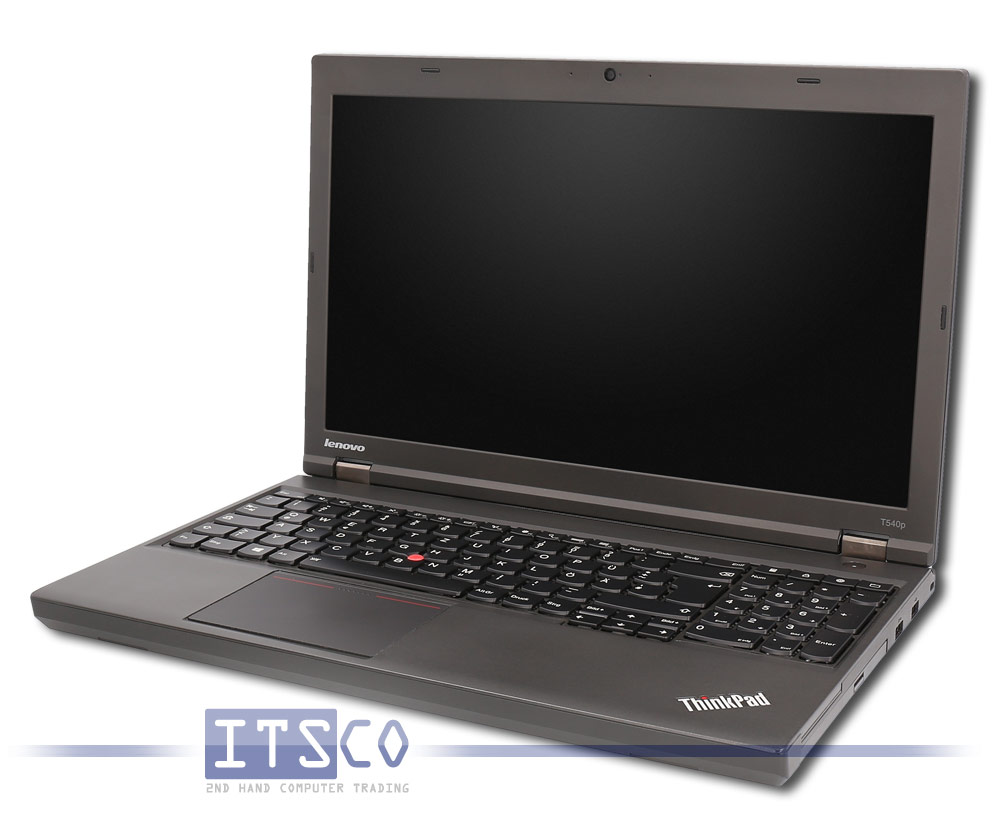 lenovo thinkpad t540p ssd g nstig gebraucht kaufen bei itsco. Black Bedroom Furniture Sets. Home Design Ideas