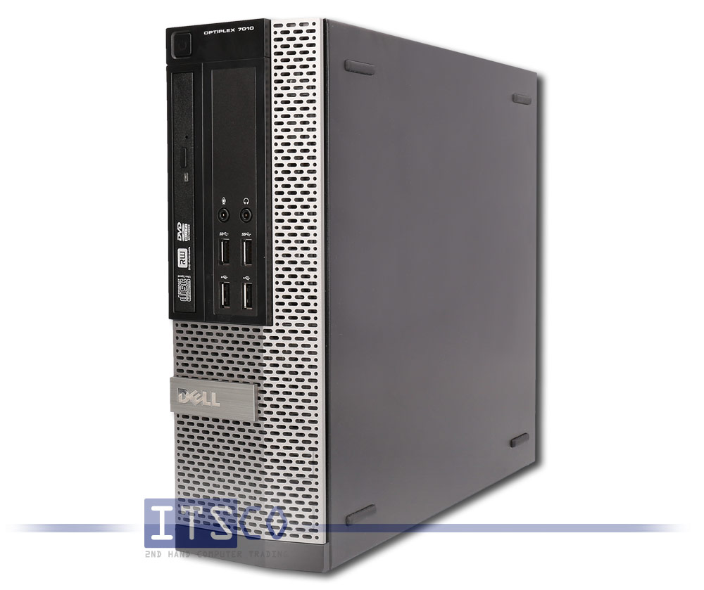 dell optiplex 7010 sff 4x 3 2 ghz g nstig gebraucht kaufen. Black Bedroom Furniture Sets. Home Design Ideas