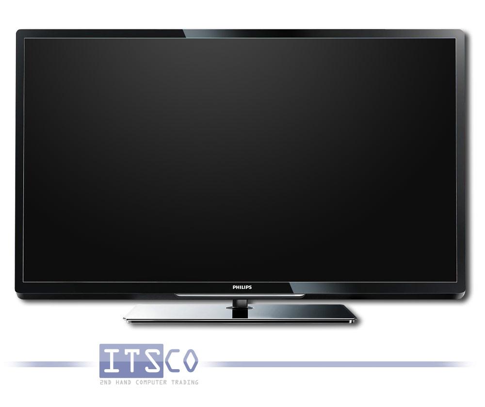 smart led philips tv 32pfl4007k 12 g nstig gebraucht. Black Bedroom Furniture Sets. Home Design Ideas