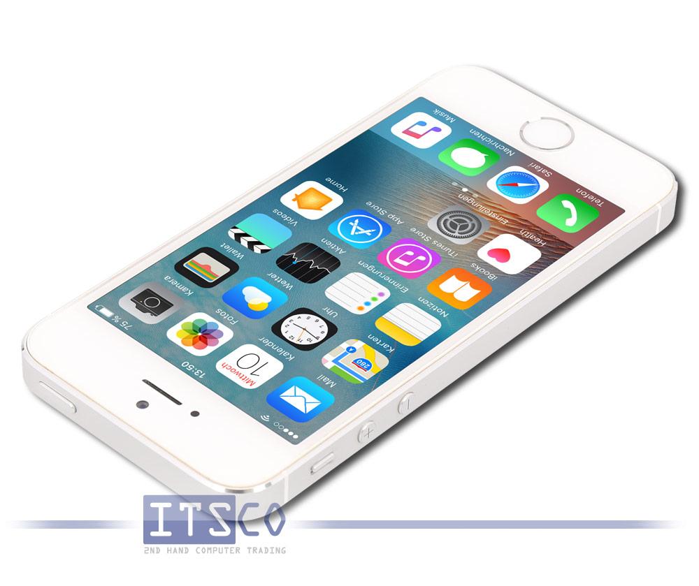 apple iphone 5s a1457 32 gb g nstig gebraucht kaufen bei. Black Bedroom Furniture Sets. Home Design Ideas