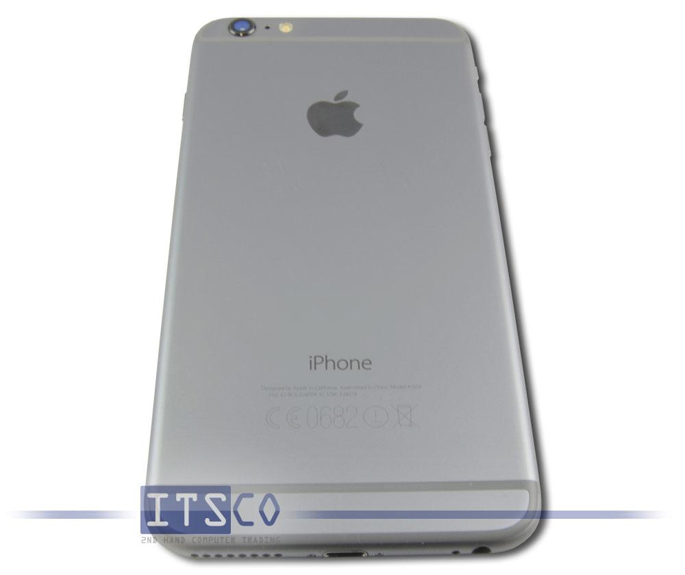 apple iphone 6 plus apple a8 g nstig gebraucht kaufen bei. Black Bedroom Furniture Sets. Home Design Ideas