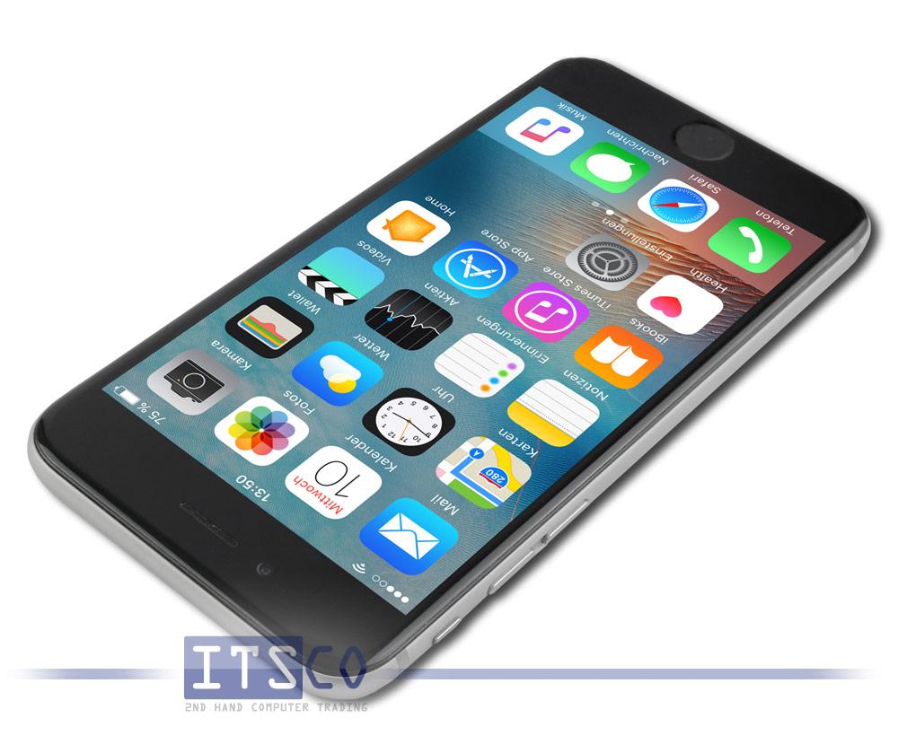 appe iphone 6s a1688 64 gb g nstig gebraucht kaufen bei itsco. Black Bedroom Furniture Sets. Home Design Ideas