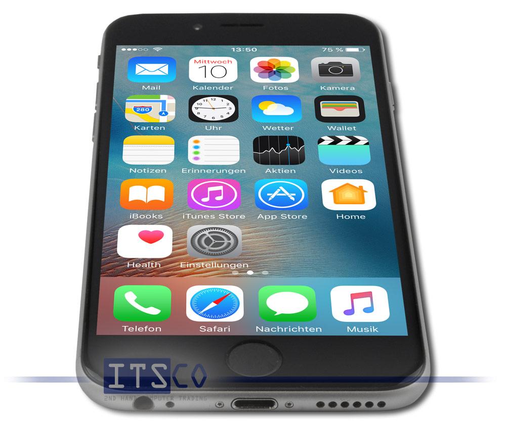 smartphone apple iphone 6 a1586 g nstig gebraucht kaufen. Black Bedroom Furniture Sets. Home Design Ideas