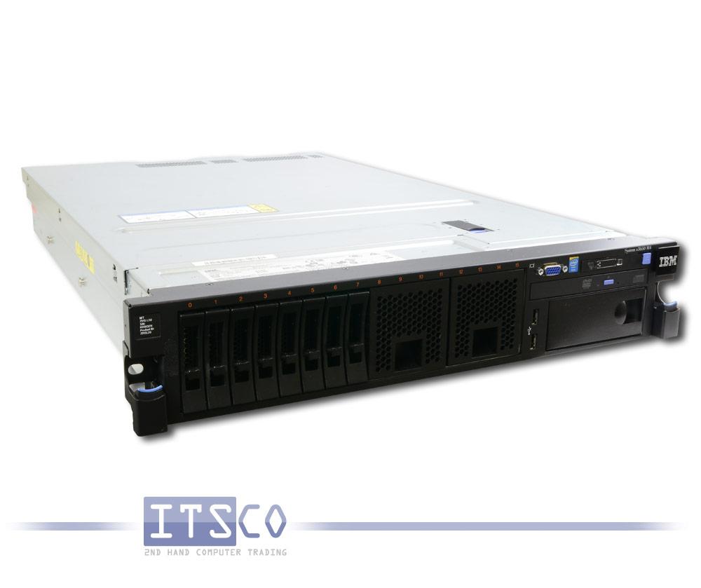 Ibm System X3650 M4 8x 2 9 Ghz 2x 300 Gb G 252 Nstig Gebraucht