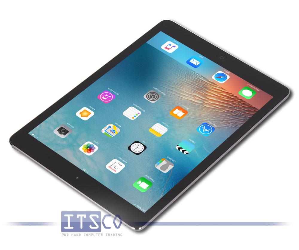 62a219b4e99e9 Apple iPad AIR A1475 2x 1.4 GHz günstig gebraucht kaufen bei ITSCO!