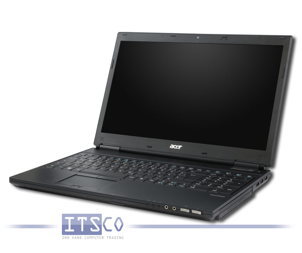 Notebook Acer TravelMate 6594e Intel Core I3 370M 2x 24GHz