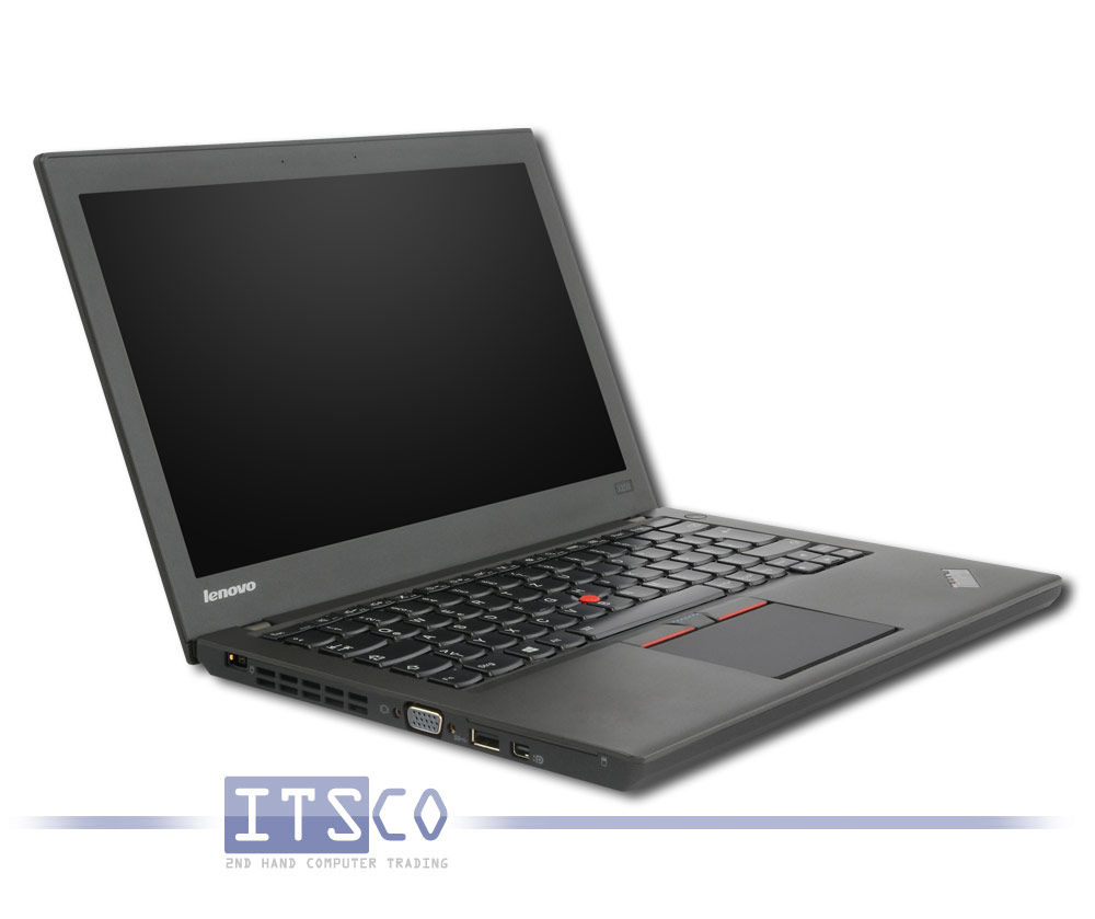 lenovo thinkpad x250 ssd g nstig gebraucht kaufen bei itsco. Black Bedroom Furniture Sets. Home Design Ideas