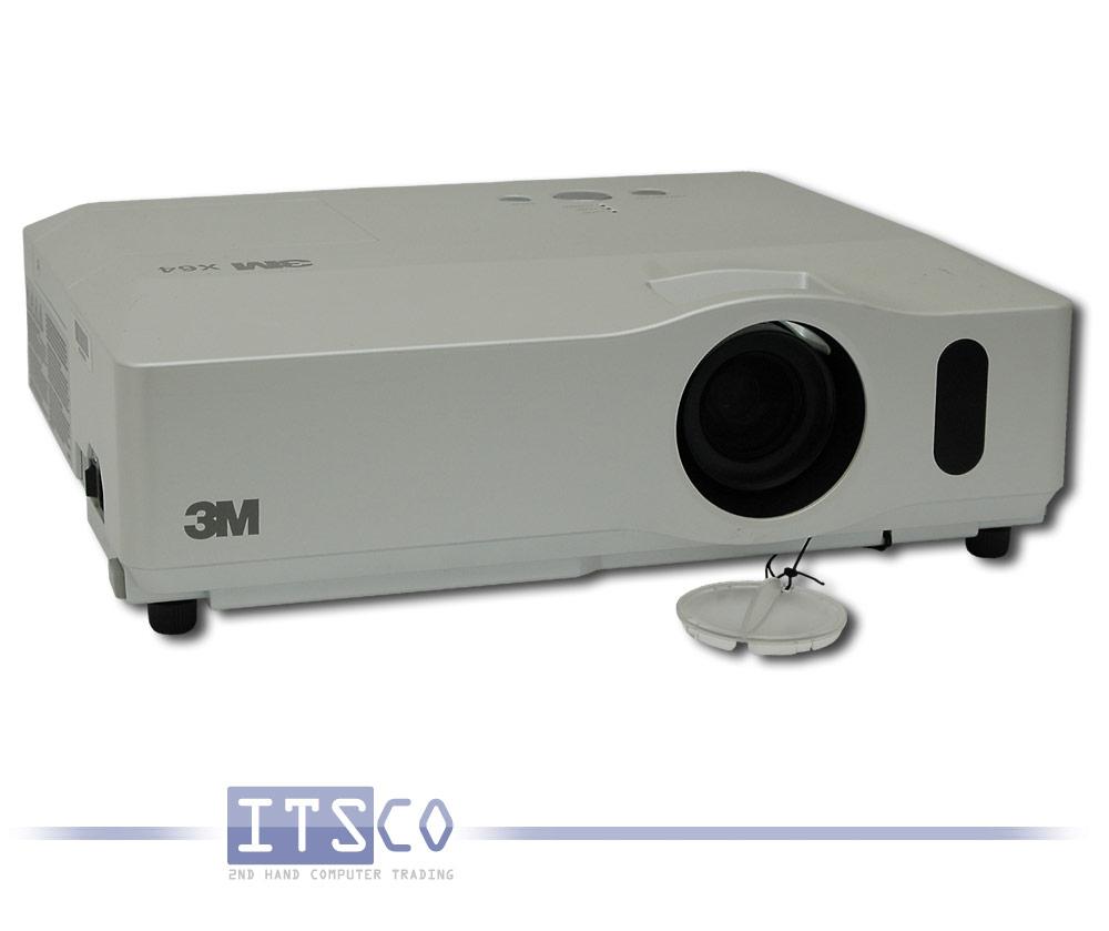 lumina 3m x64 lcd projektor g nstig gebraucht kaufen bei. Black Bedroom Furniture Sets. Home Design Ideas