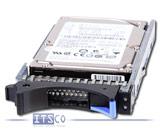 "Festplatte IBM 2.5"" SAS 300GB HDD inkl. HotSwap Einbaurahmen"