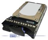 Festplatte IBM SAS 139GB 15K RPM 42R6691 mit Einbaurahmen