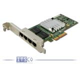 Netzwerkkarte Intel I340-T4 Quad Port Ethernet Server Adapter 49Y4242