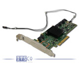 HP LSI 9212-4i SAS RAID Controller PCIe x8 636705-001 volle Höhe