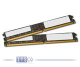 Speicher diverse Hersteller 4GB Kit (2x 2GB) PC3-10600R Low Profile