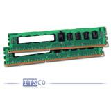 Speicher div. Hersteller 2GB Kit (2x 1GB) DDR2 PC2-5300P 667MHz ECC