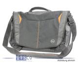 """Notebooktasche Dell schwarz/grau bis 17.3"""""""
