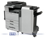 Farblaserdrucker Lexmark X950de MFP Drucken Scannen Kopieren Faxen Duplex DIN A3 mit Finisher