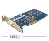 DVI-D Adapterkarte Silicon Image Orion ADD2-N Dual Pad PCIe x16 halbe Höhe