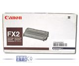 Toner Canon Black FX-2