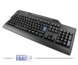 Tastatur IBM/Lenovo SK-8815 Deutsch Multimedia-Tasten USB-Anschluss