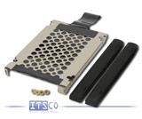 """2,5"""" Festplatten-Einbaurahmenset 9,5mm für IBM/Lenovo inkl. Gummipuffer und Schrauben Neu (Bulk)"""