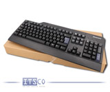 Tastatur Lenovo NetVista Full Width Keyboard SK-8825 Schweizerdeutsch USB-Anschluss Schwarz Neu & OV