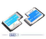 SCM Microsystems / Identive ExpressCard 54 mm Smartcard Reader SCR3340