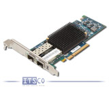 Netzwerkkarte Emulex Dualport 10-GigaBit Fibre Channel Virtual Fabric II