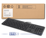 Tastatur HP KU-1469 Schwarz USB-Anschluss Deutsch Neu & OVP