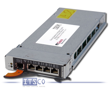 Cisco Catalyst Switch Module 3012 FRU 43W4404 43W4395