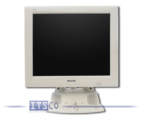"17"" TFT MONITOR PHILIPS BRILLIANCE 170B2"