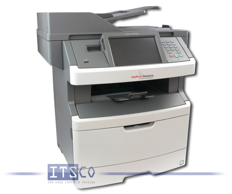 Laserdrucker Ricoh Infoprint 1940 MFP Drucken/Scannen/Kopieren/Faxen