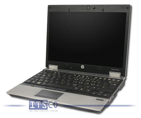 Notebook HP EliteBook 2540p Intel Core i5-540M 2x 2.53GHz