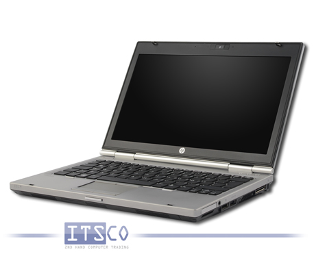 Notebook HP EliteBook 2570p Intel Core i5-3360M vPro 2x 2.8GHz