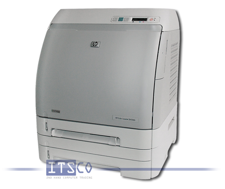 Farblaserdrucker HP Color Laserjet 2605dtn
