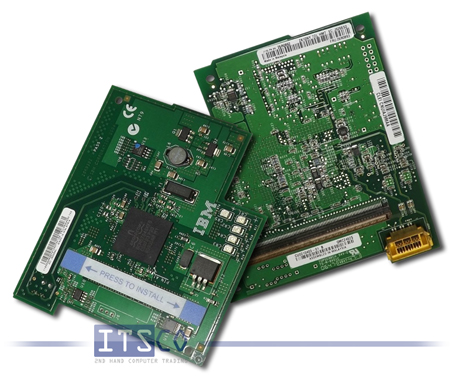 IBM SFF Gigabit Ethernet Expansion Card FRU: 26K4858, 39M4630